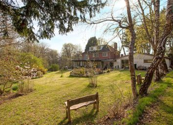 Thumbnail 5 bed detached house for sale in High Street, Hermitage, Thatcham, Berkshire