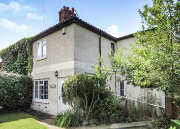 Thumbnail 3 bedroom cottage for sale in Mundesley Road, Paston, North Walsham