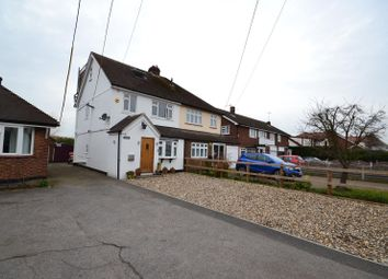 Thumbnail 3 bed semi-detached house for sale in Southend Road, Billericay, Essex