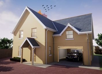Thumbnail 4 bed detached house for sale in Lonsdale Road, Newton Abbot