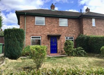 Thumbnail 2 bed semi-detached house to rent in North Road, Wellington, Telford