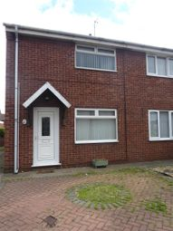 2 bed semi-detached house to rent in Staxton Court, Hull HU9