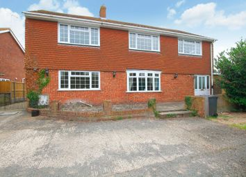 Thumbnail 5 bedroom detached house for sale in Seasalter Lane, Seasalter, Whitstable