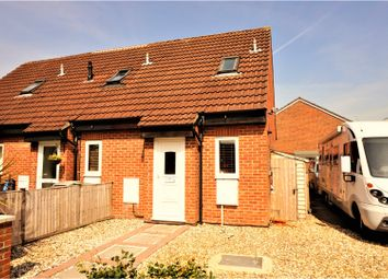Thumbnail 1 bed semi-detached house for sale in Alston Mews, Thatcham