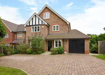 Thumbnail 4 bed detached house to rent in East Hill, Maybury, Woking