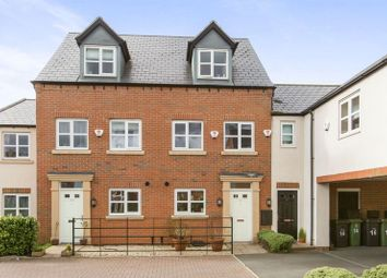 Thumbnail 3 bed town house for sale in Isherwoods Way, Shrewsbury, Shropshire