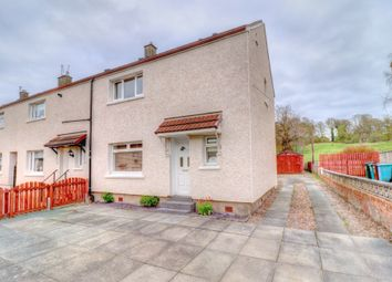 Thumbnail 2 bed end terrace house for sale in North Dryburgh Road, Wishaw