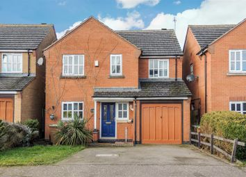 Thumbnail 4 bed detached house for sale in Wright Road, Long Buckby, Northampton
