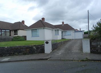 Thumbnail 3 bed bungalow for sale in Slade Lane, Haverfordwest