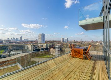 Thumbnail 2 bed flat to rent in Barry Blandford Way, London