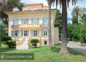 Thumbnail 6 bed villa for sale in Cimiez, Nice, French Riviera