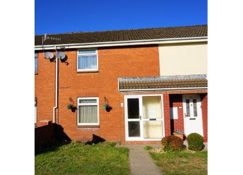 Thumbnail 2 bed terraced house for sale in Caer Wern, Ynysfach