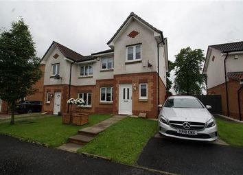 Thumbnail 3 bed semi-detached house for sale in Craigievar Avenue, Garthamlock