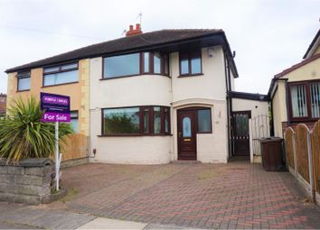 Thumbnail 3 bed semi-detached house for sale in Winchester Avenue, Liverpool