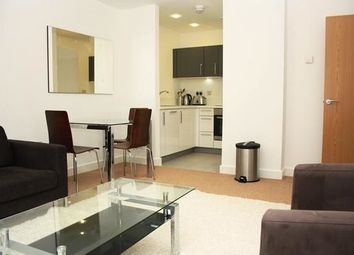 Thumbnail 1 bed flat to rent in Harston Walk, London