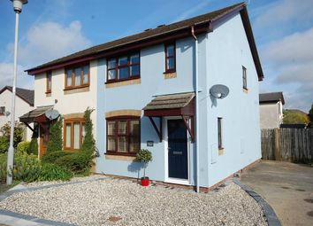 Thumbnail 3 bed semi-detached house for sale in Perrotts Road, Sageston, Tenby