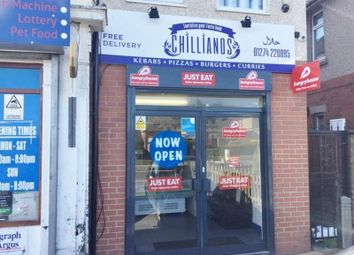 Thumbnail Restaurant/cafe for sale in 39B Smith Avenue, Bradford