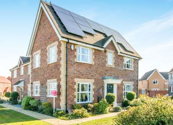 Thumbnail 3 bed detached house for sale in Redland Road, Swaffham