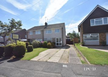 Thumbnail 3 bed semi-detached house for sale in Ashgrove, Thornbury, Bristol