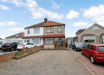 Thumbnail 2 bedroom semi-detached house for sale in Blackfen Road, Blackfen, Kent