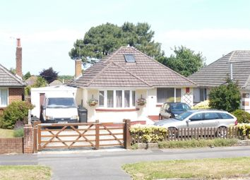 Thumbnail 2 bed detached bungalow for sale in Holloway Avenue, Bournemouth