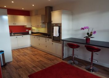 Thumbnail 4 bed town house to rent in Castle Boulevard, Nottingham