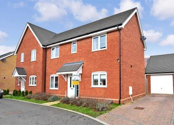 3 bed semi-detached house for sale in Mallet Avenue, Maidstone, Kent ME15