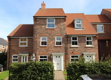 Thumbnail 4 bed town house for sale in Gallows Lane, Norby, Thirsk
