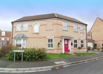 Thumbnail 4 bed detached house for sale in Birch Close, Ranskill, Retford