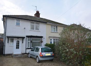Thumbnail 3 bed semi-detached house for sale in The Vines, Grandstand Road, Hereford