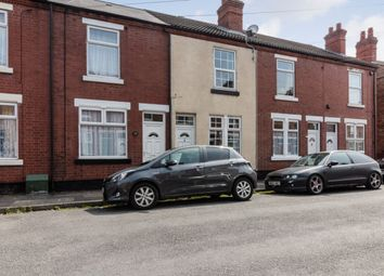 Thumbnail 2 bed terraced house for sale in Granville Avenue, Nottingham, Derbyshire