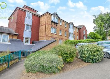 Thumbnail 2 bed flat for sale in Hartfield Court, Ware