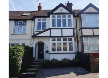 Thumbnail 3 bed terraced house for sale in Warren Road, Wilmington