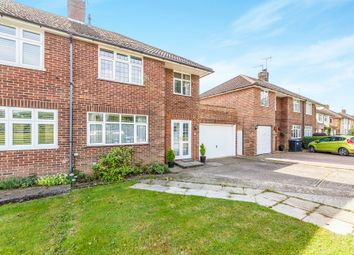 Thumbnail 3 bed semi-detached house for sale in St. Albans Road West, Hatfield