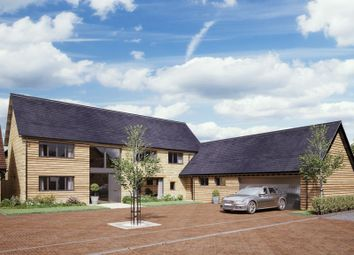 Thumbnail 4 bed detached house for sale in Park Farm Place, Northmoor, Near Standlake.