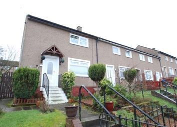 Thumbnail 2 bed end terrace house for sale in Comrie Crescent, Hamilton, South Lanarkshire