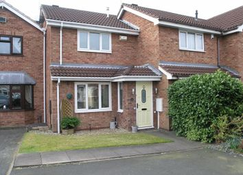 Thumbnail 2 bed terraced house for sale in Cross Close, Cradley Heath