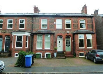 Thumbnail 4 bedroom terraced house to rent in Victoria Road, Hale, Altrincham