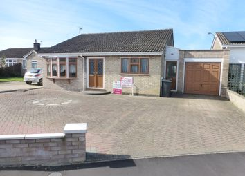 Thumbnail 3 bedroom detached bungalow for sale in St Michaels Road, Long Stratton, Norwich