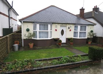 Thumbnail 3 bed detached bungalow for sale in Ramsey Road, Dovercourt, Harwich