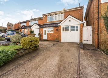 Thumbnail 3 bed detached house for sale in Gospel End Road, Sedgley, Dudley