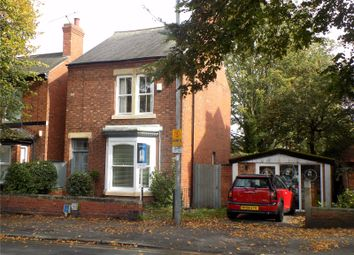 Thumbnail 3 bedroom detached house for sale in Watson Road, Worksop, Nottinghamshire