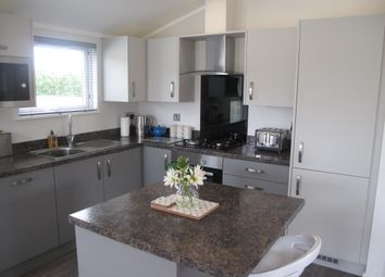 Thumbnail 2 bedroom lodge for sale in Flamborough Road, Bridlington
