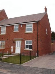 Thumbnail 3 bed semi-detached house to rent in Crown Street, Smethwick