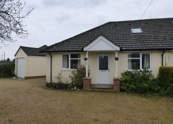 Thumbnail 4 bed semi-detached house to rent in Bracey Avenue, Sprowston, Norwich