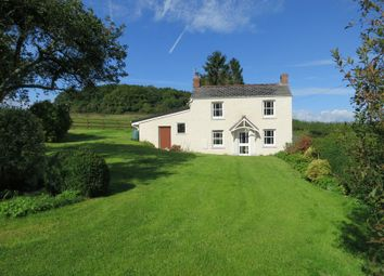 Thumbnail 3 bed detached house for sale in Llansoy, Usk