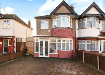 Thumbnail 3 bed end terrace house for sale in Clitheroe Avenue, Harrow, Middlesex