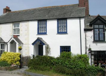 Thumbnail 2 bed cottage to rent in Chapel Amble, Wadebridge