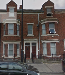 Thumbnail 4 bed flat to rent in West Road, Newcastle Upon Tyne