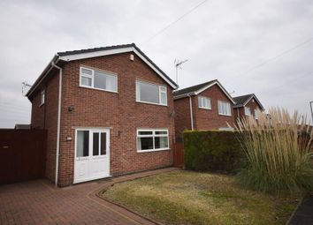Thumbnail 3 bed detached house for sale in Beaufort Road, Stenson Fields, Derby